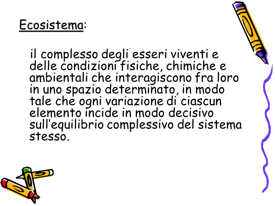 Ecosistema: