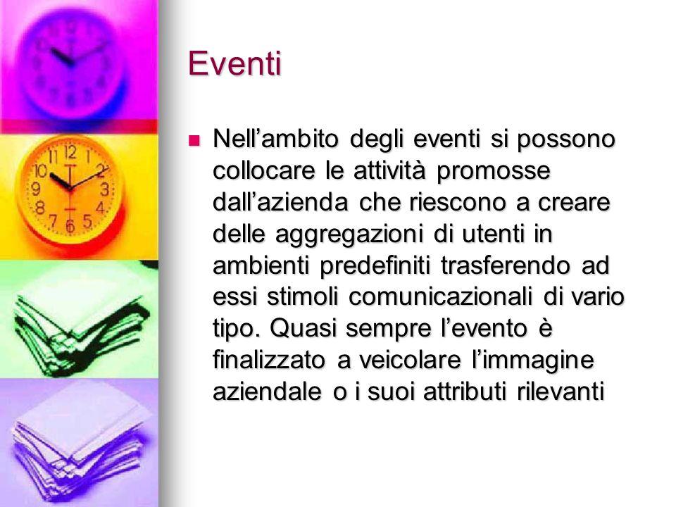 Eventi