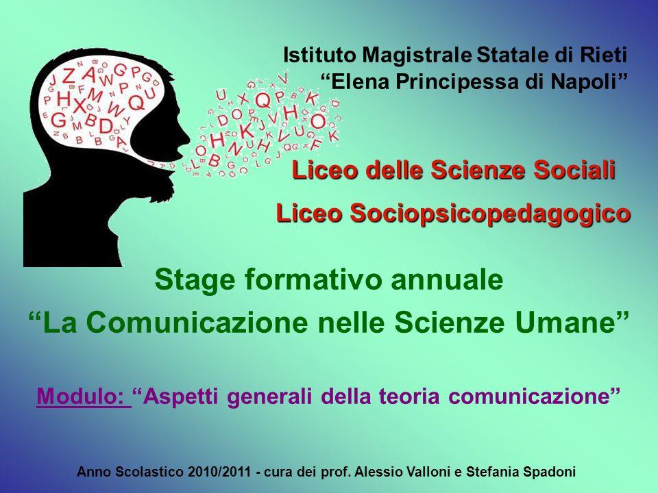 Istituto Magistrale Statale di Rieti Elena Principessa di Napoli