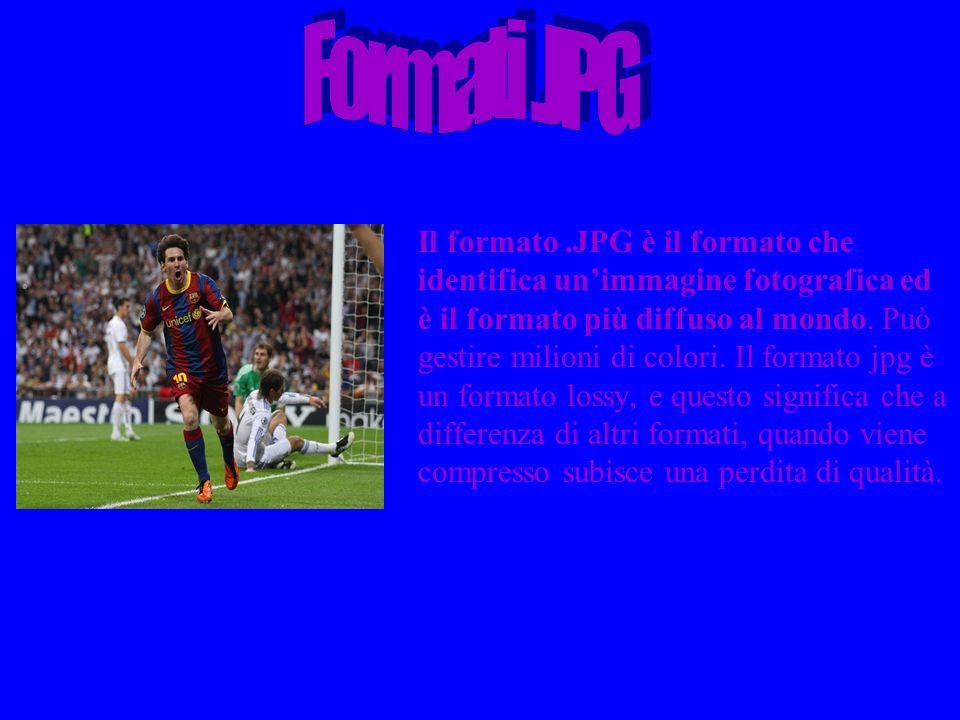Formati .JPG