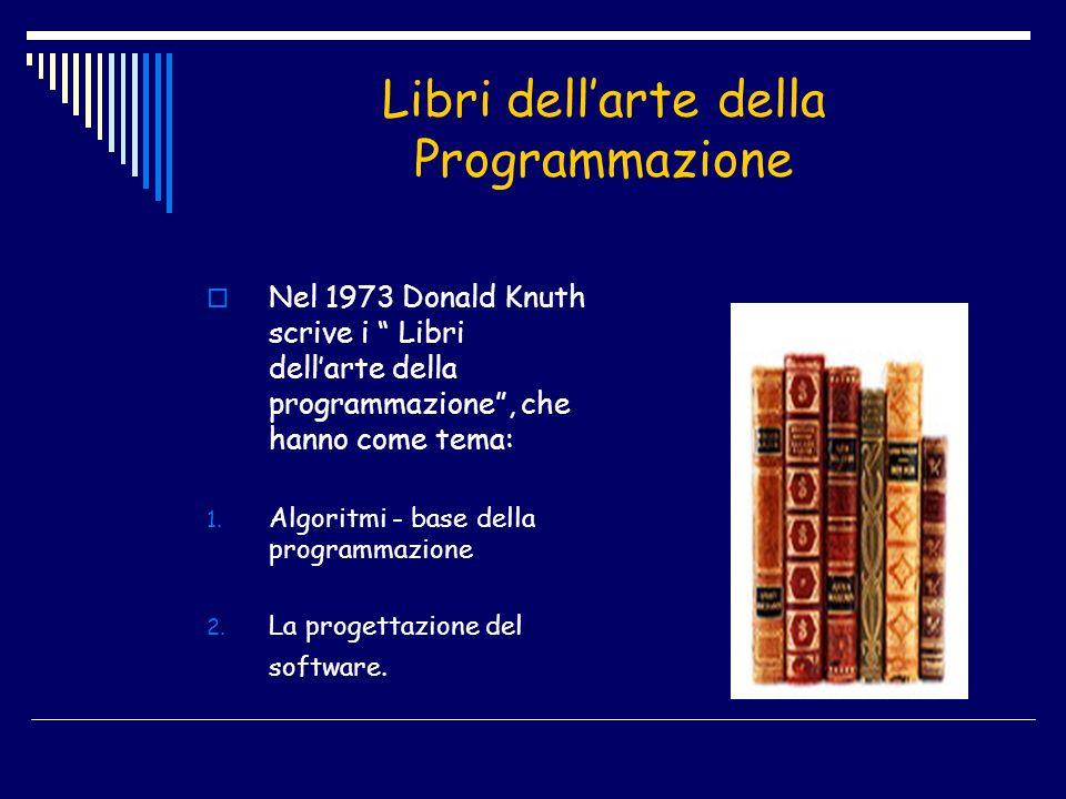Libri dell'arte della Programmazione