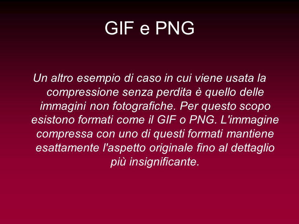 GIF e PNG