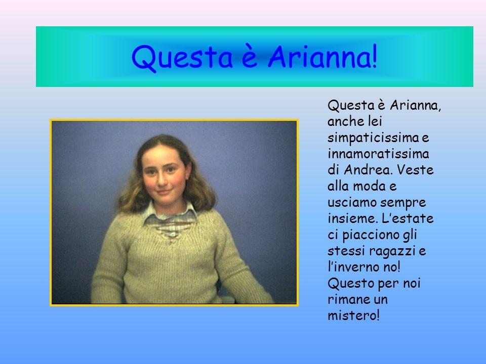Questa è Arianna!
