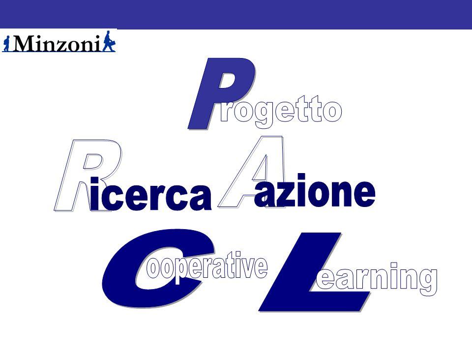 P rogetto A azione R icerca C ooperative L earning