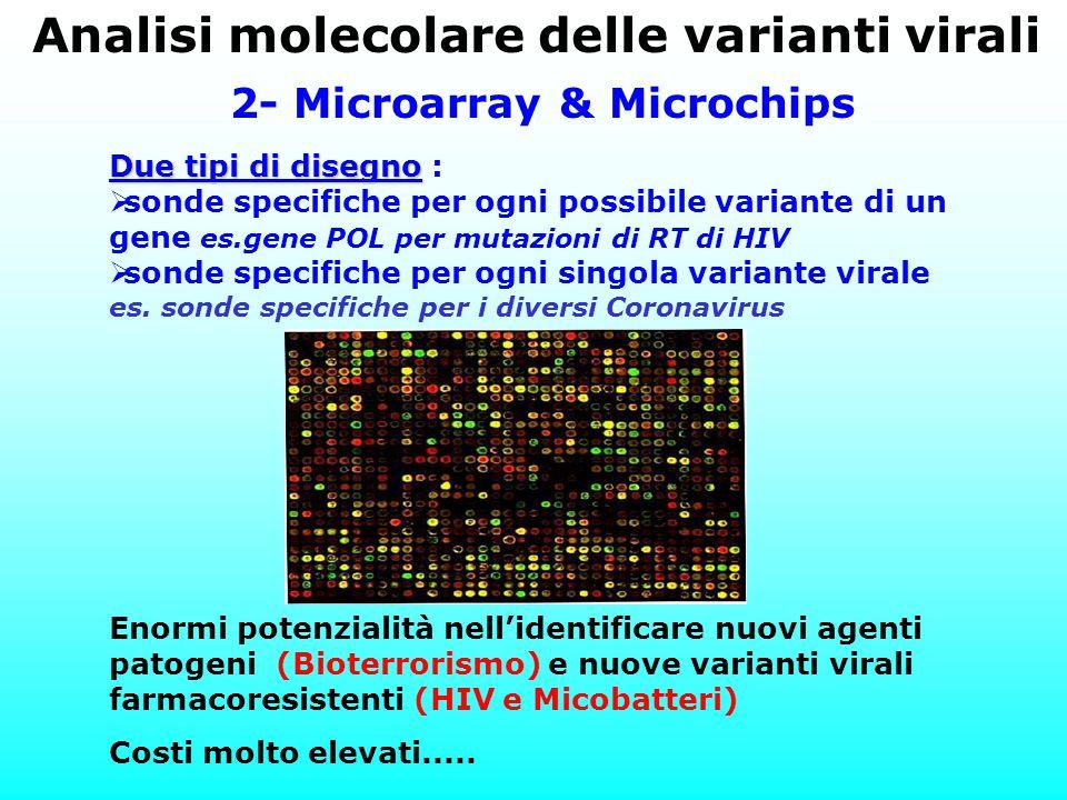 2- Microarray & Microchips