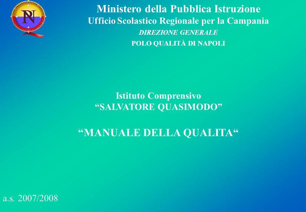 SALVATORE QUASIMODO MANUALE DELLA QUALITA