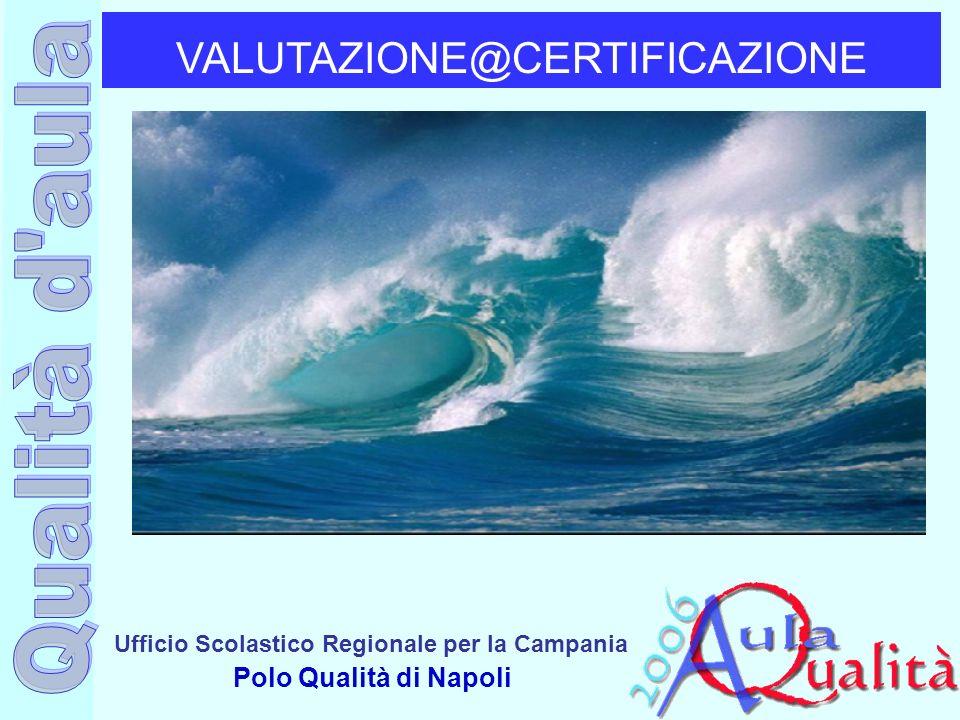 VALUTAZIONE@CERTIFICAZIONE