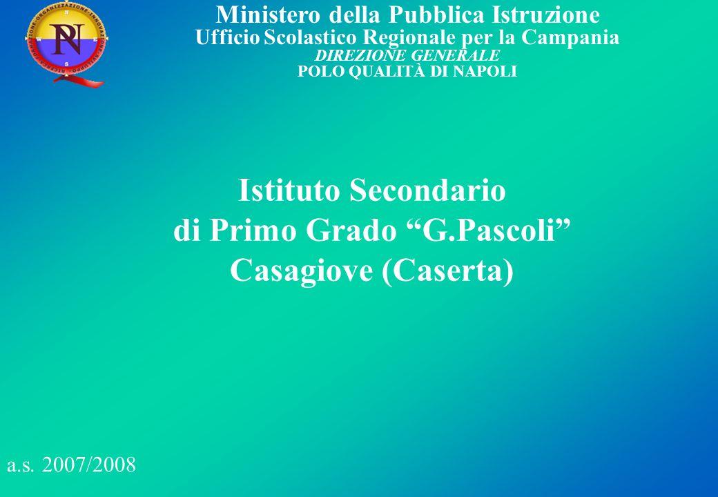 di Primo Grado G.Pascoli