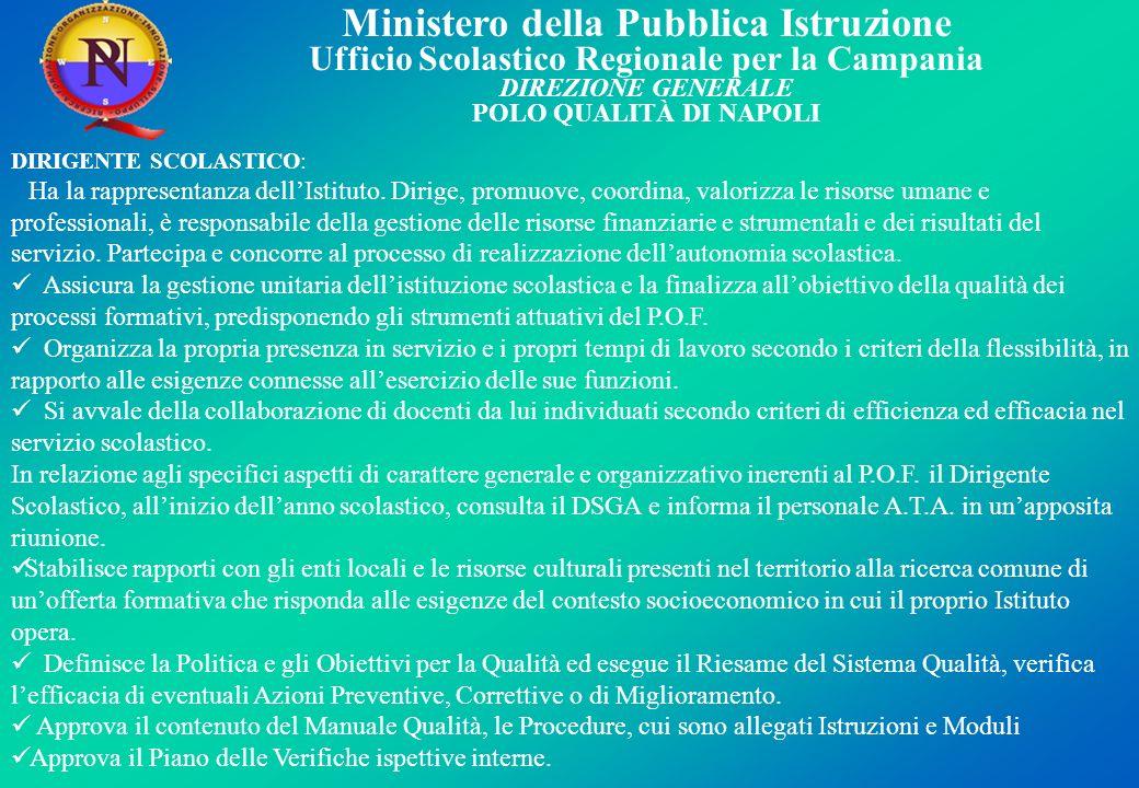 Approva il Piano delle Verifiche ispettive interne.