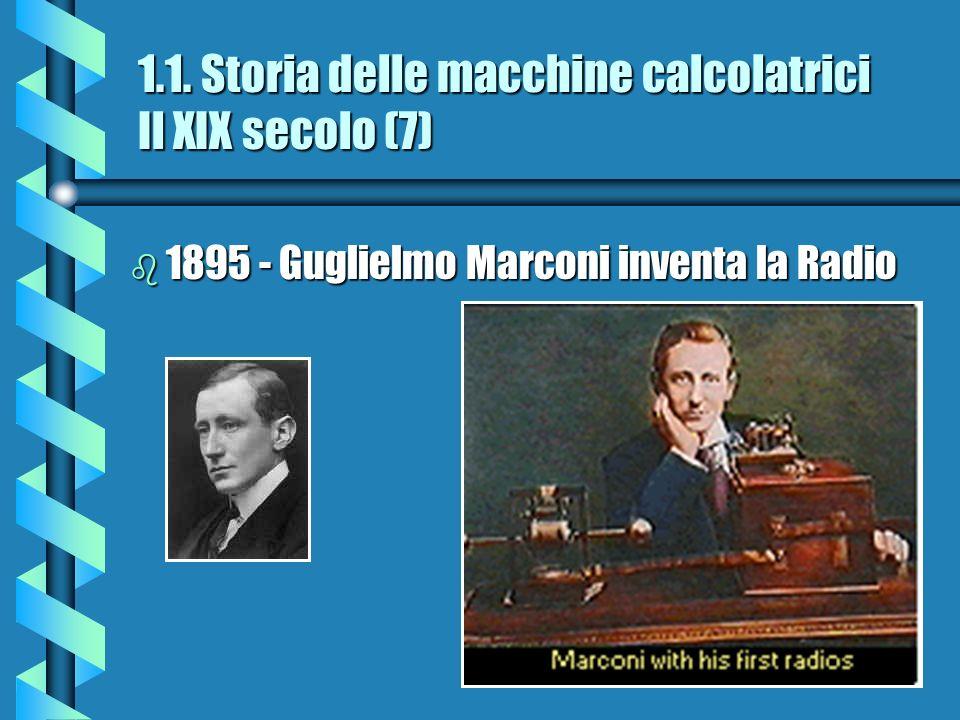 1.1. Storia delle macchine calcolatrici Il XIX secolo (7)