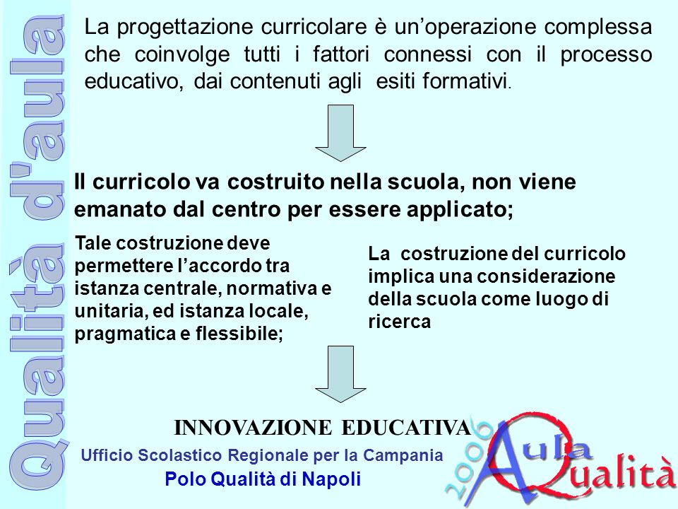 INNOVAZIONE EDUCATIVA