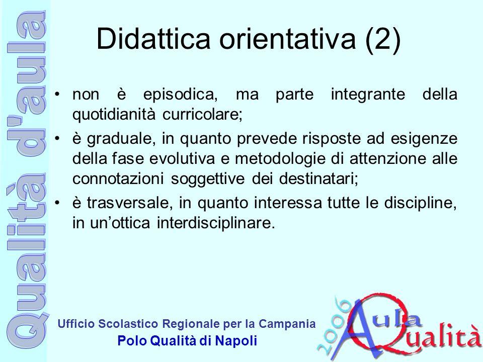 Didattica orientativa (2)