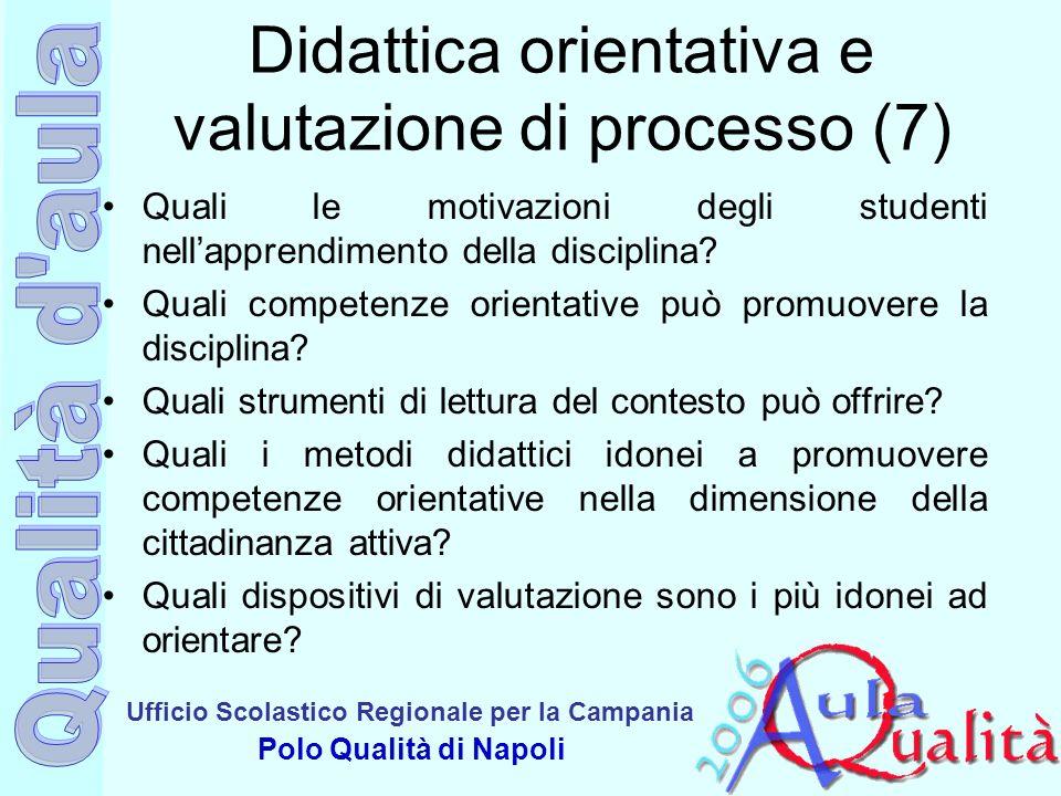 Didattica orientativa e valutazione di processo (7)