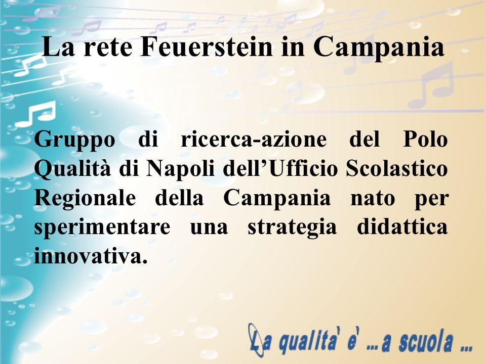 La rete Feuerstein in Campania