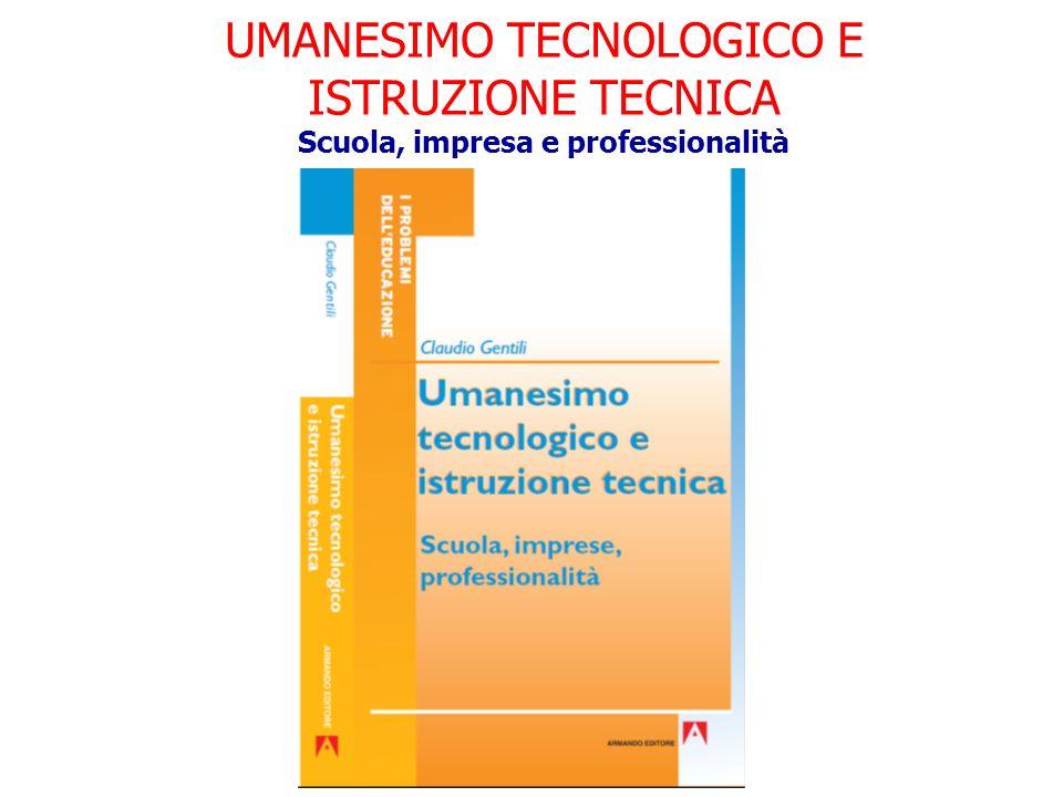 Scuola, impresa e professionalità