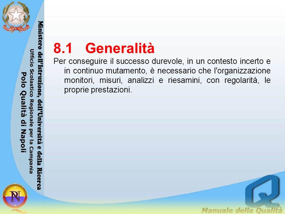8.1 Generalità