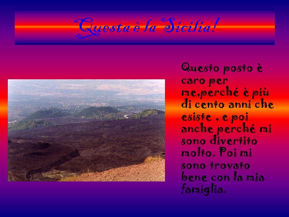 Questa è la Sicilia!