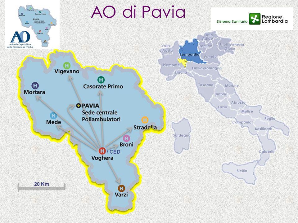 AO di Pavia / CED 20 Km