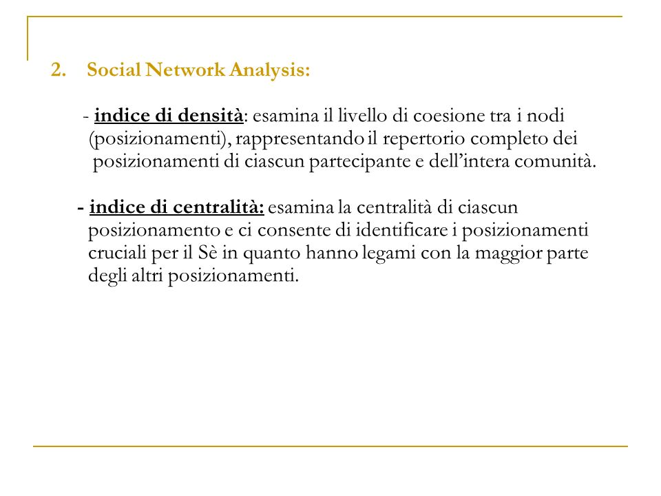 Social Network Analysis:
