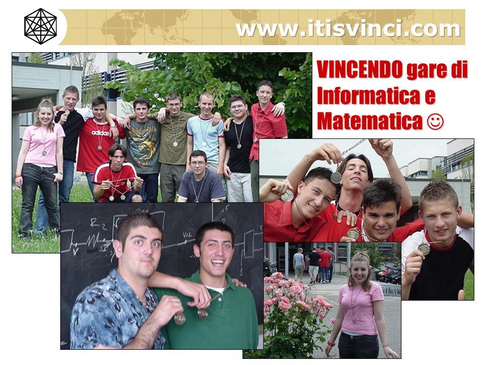 VINCENDO gare di Informatica e Matematica 