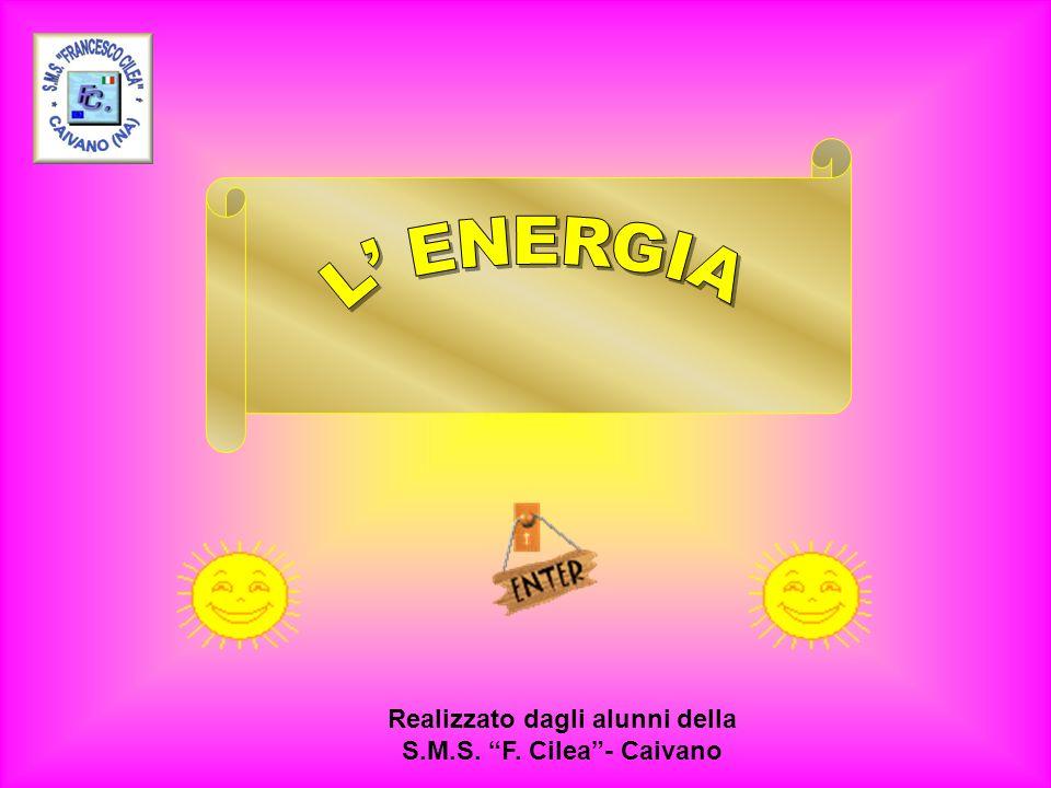 Realizzato dagli alunni della S.M.S. F. Cilea - Caivano