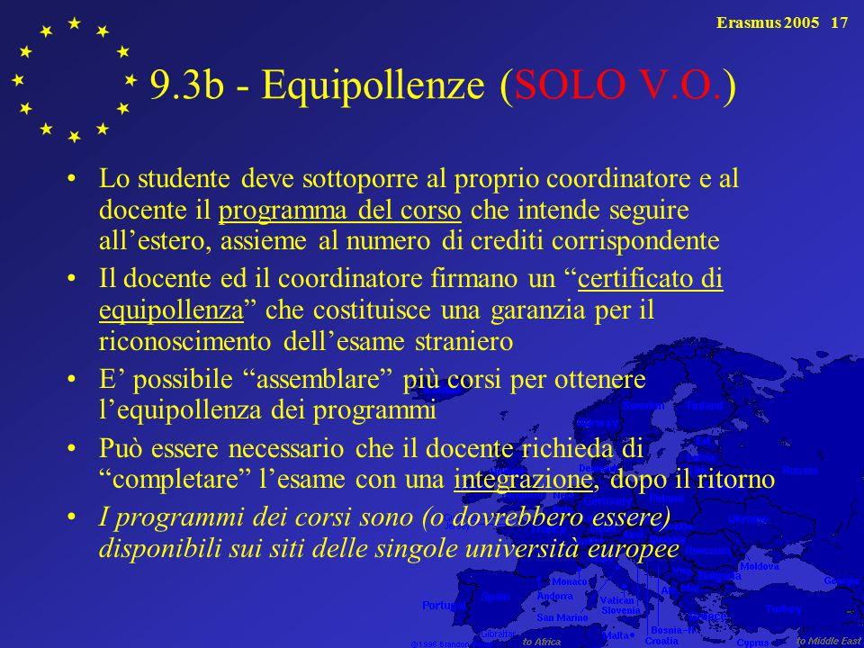 9.3b - Equipollenze (SOLO V.O.)