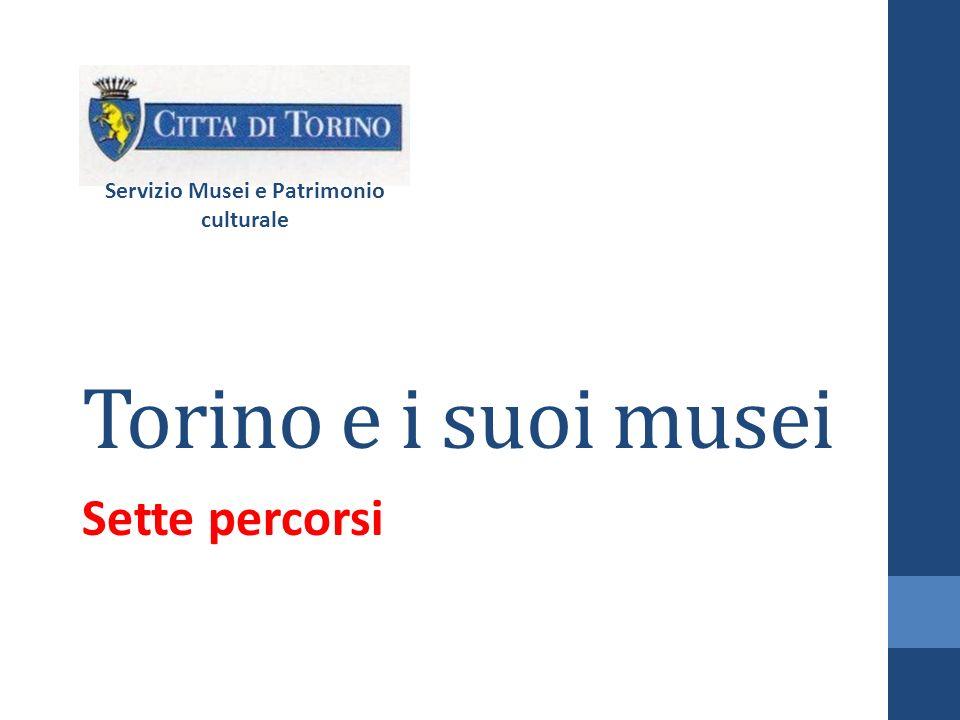 Servizio Musei e Patrimonio culturale