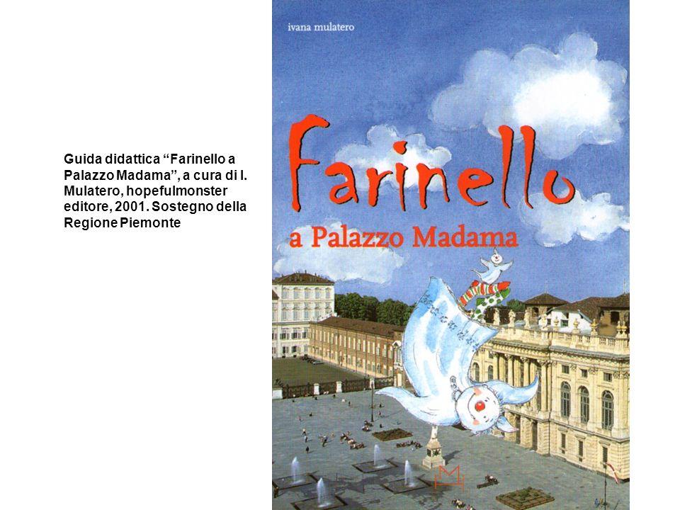 Guida didattica Farinello a Palazzo Madama , a cura di I