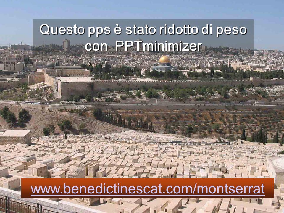 Questo pps è stato ridotto di peso con PPTminimizer