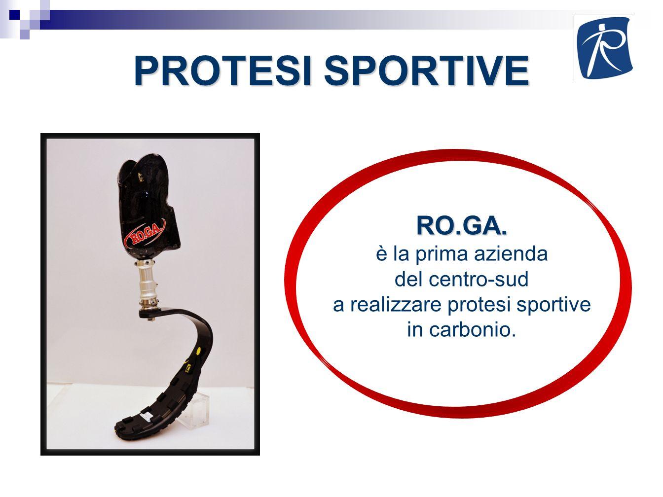 a realizzare protesi sportive