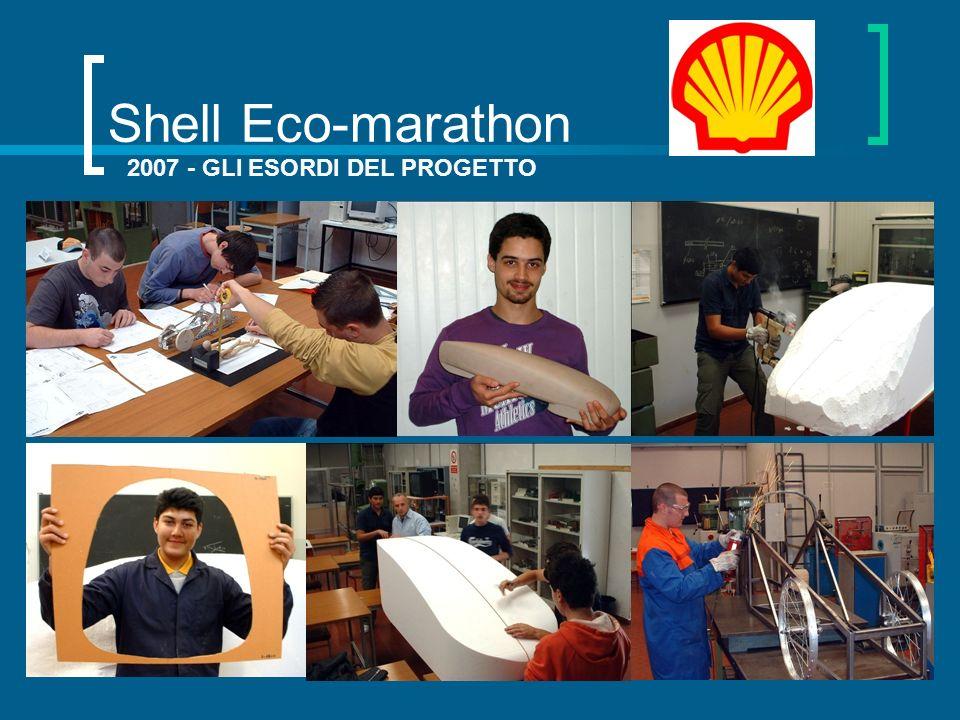 Shell Eco-marathon 2007 - GLI ESORDI DEL PROGETTO