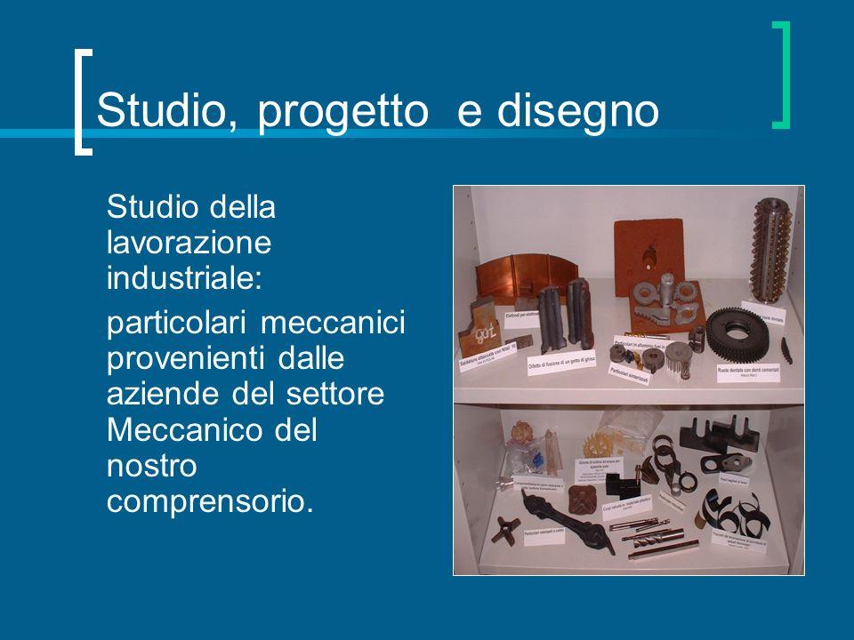 Studio, progetto e disegno
