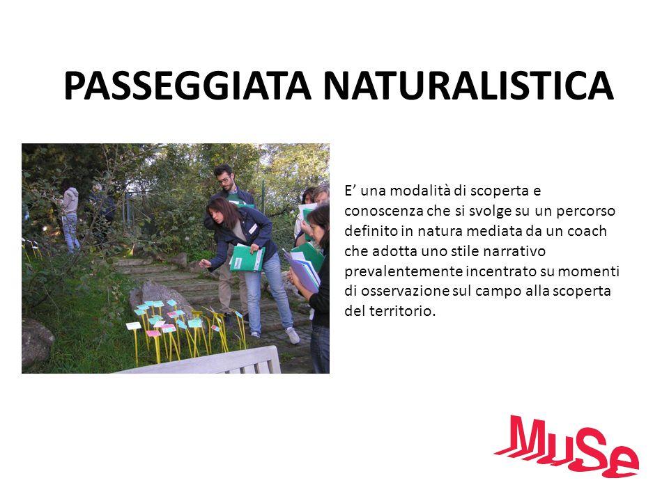 PASSEGGIATA NATURALISTICA