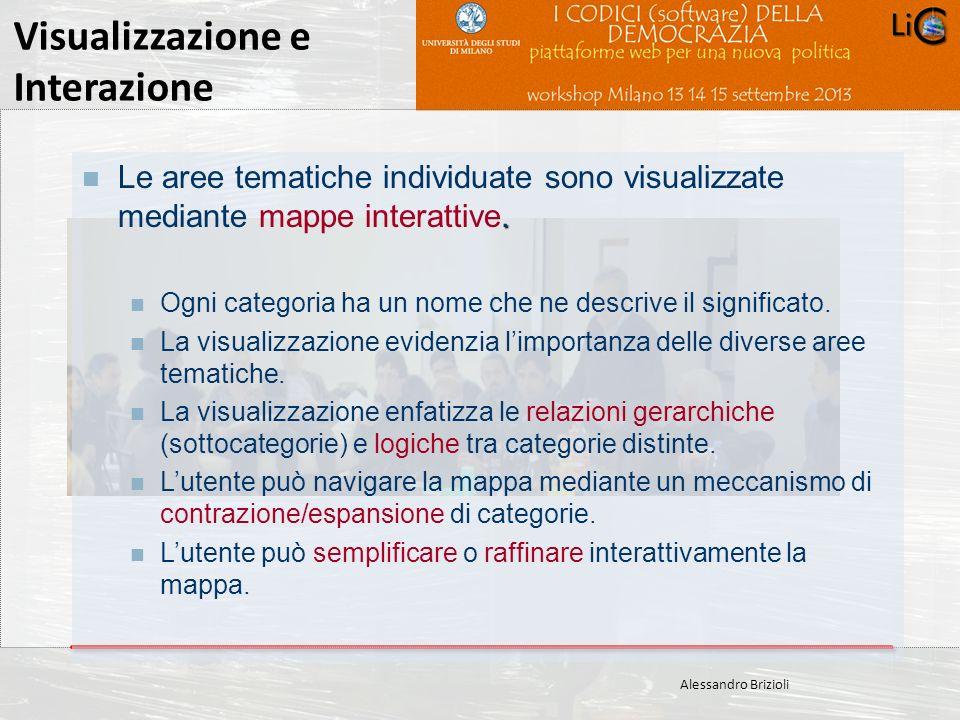 Visualizzazione e Interazione