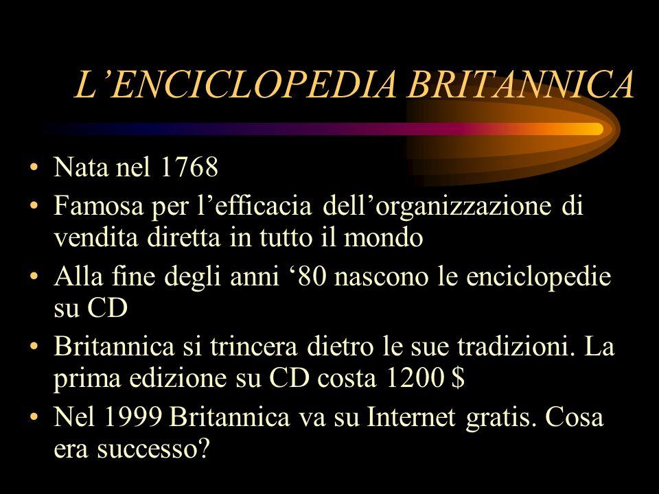 L'ENCICLOPEDIA BRITANNICA