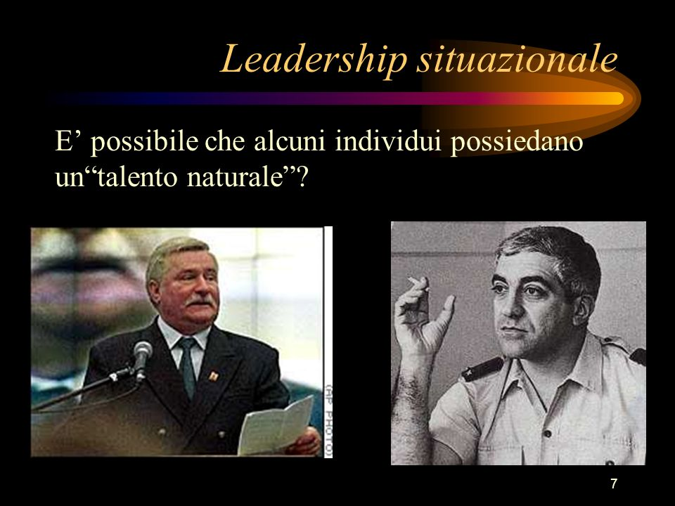 Leadership situazionale