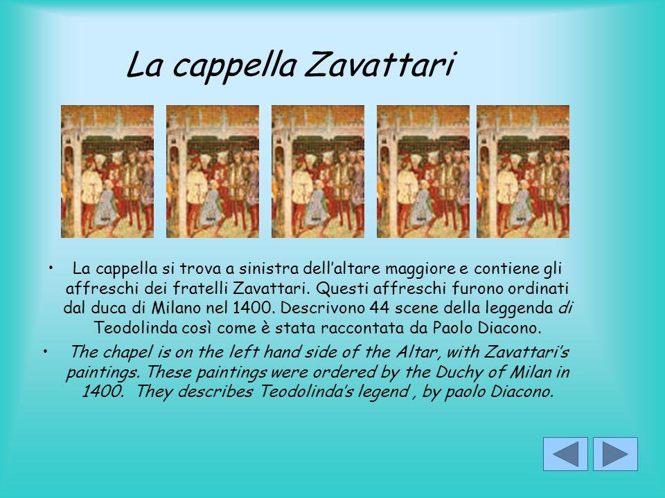 La cappella Zavattari