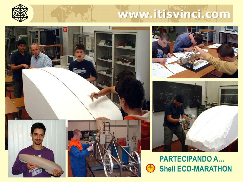 PARTECIPANDO A… Shell ECO-MARATHON