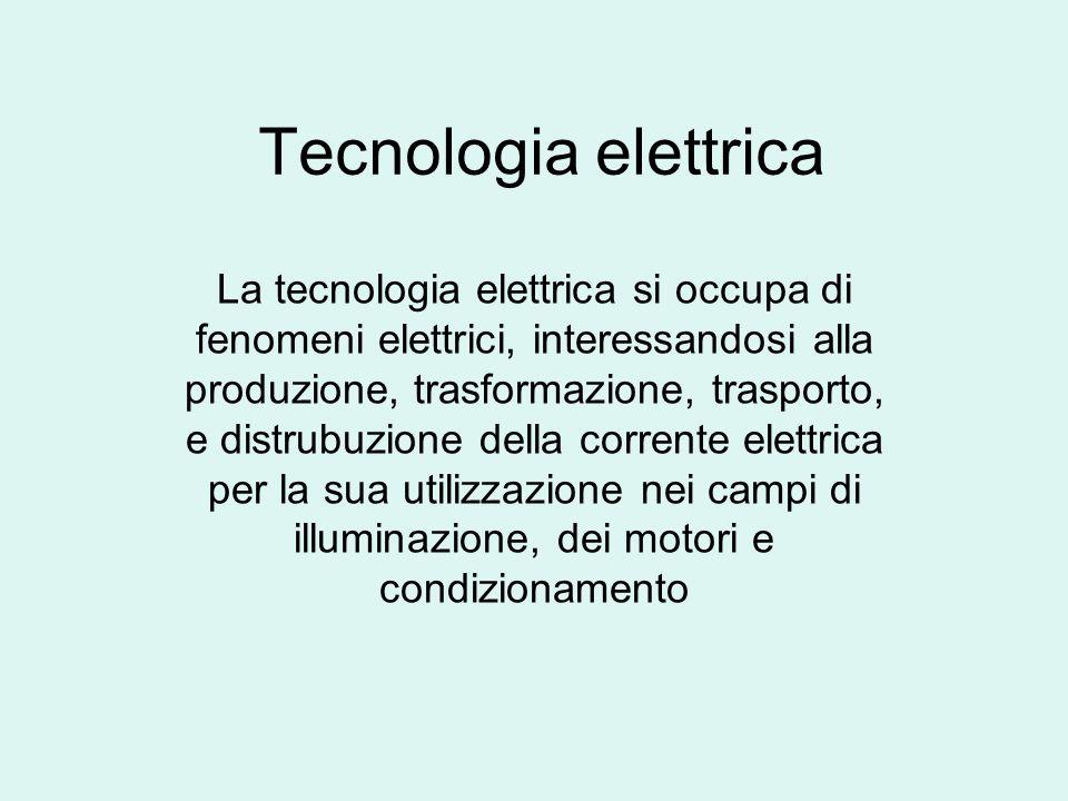 Tecnologia elettrica