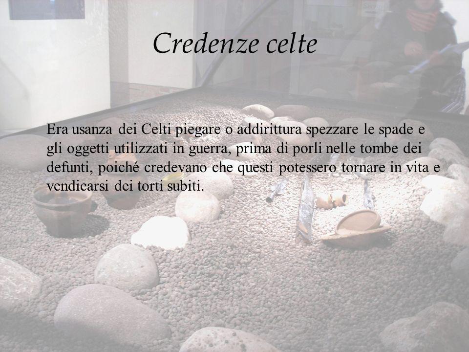 Credenze celte