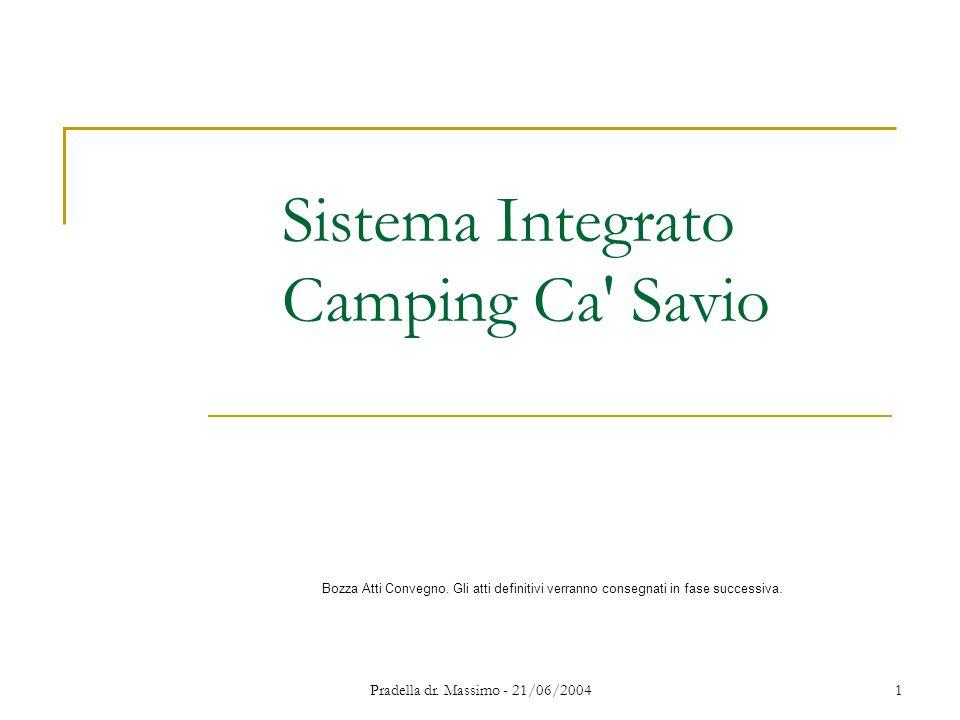 Sistema Integrato Camping Ca Savio