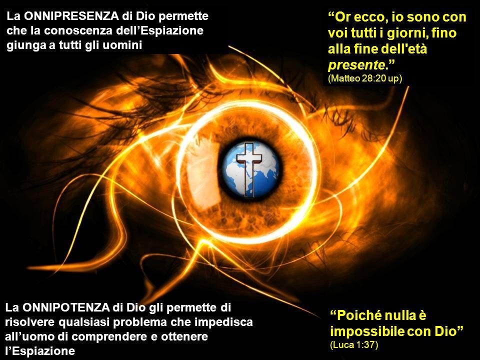 Poiché nulla è impossibile con Dio (Luca 1:37)