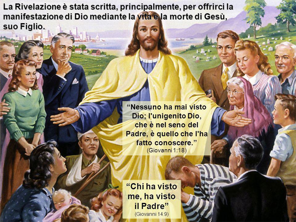 Chi ha visto me, ha visto il Padre (Giovanni 14:9)