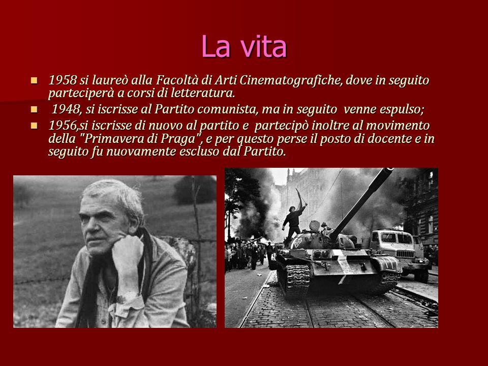 La vita 1958 si laureò alla Facoltà di Arti Cinematografiche, dove in seguito parteciperà a corsi di letteratura.