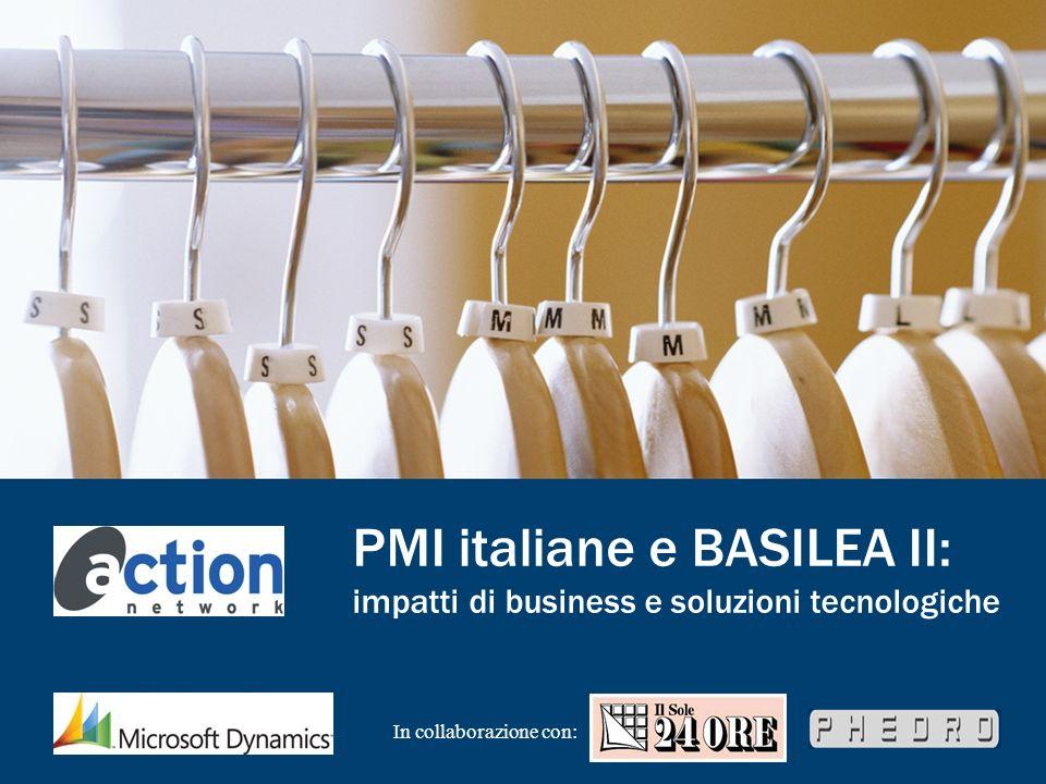 PMI italiane e BASILEA II: impatti di business e soluzioni tecnologiche