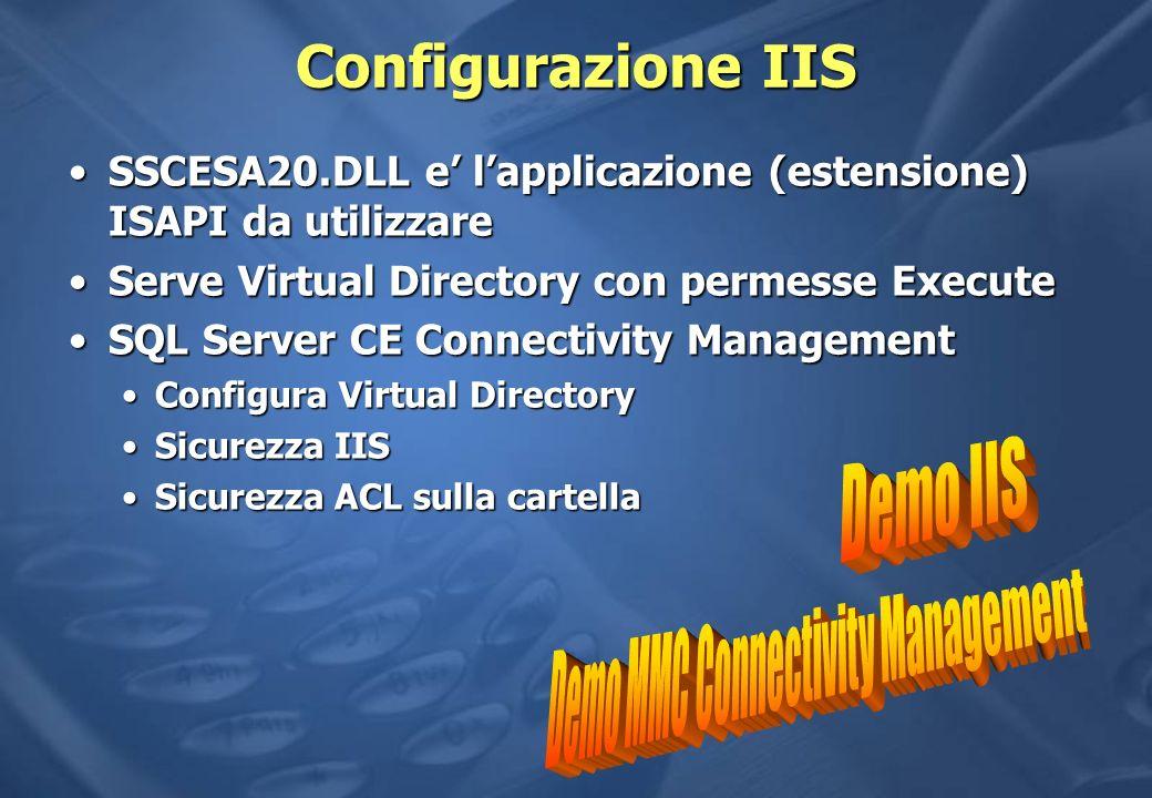 Demo MMC Connectivity Management