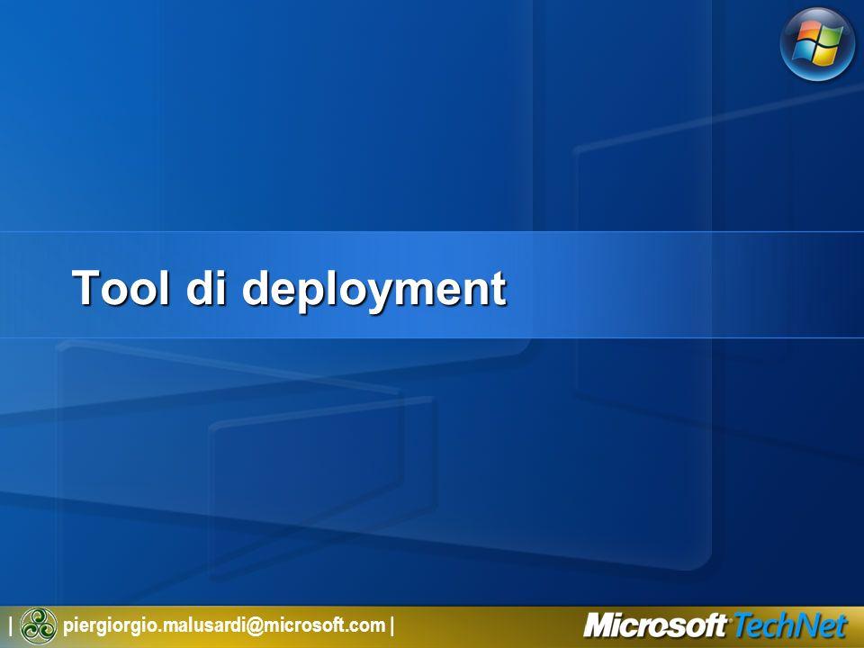 Tool di deployment 3/27/2017 2:26 AM
