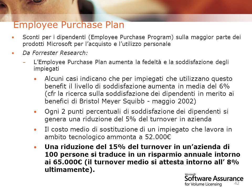 Employee Purchase Plan