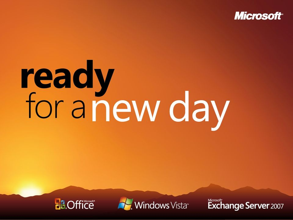Business Value Launch 20063/27/2017 2:27 AM. © 2006 Microsoft Corporation. All rights reserved.