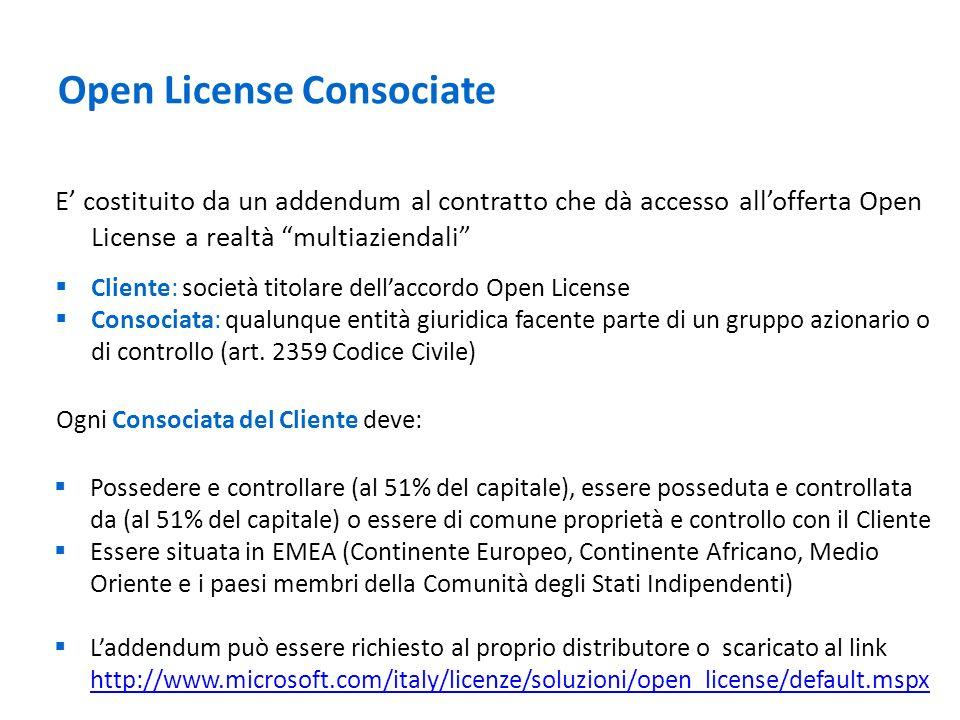 Open License Consociate